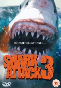2.6.  Shark Attack 3: Megalodon.  Акулы 3: Мегалодон.